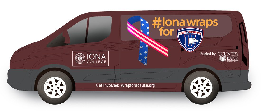 Iona wraps for VETSports